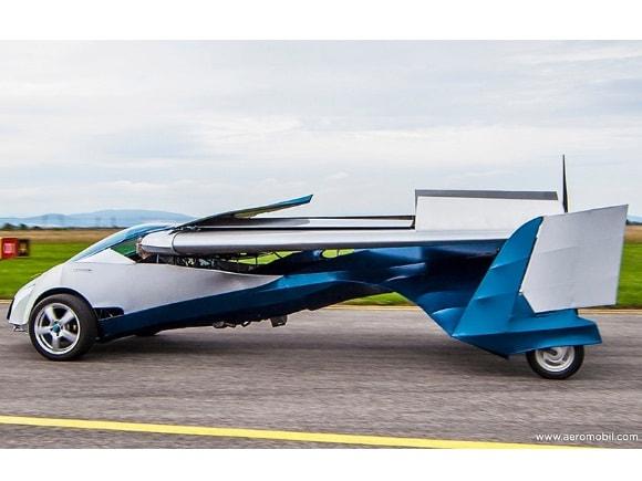 AeroMobil 3.0, flying car, Slovakia, Ultralight