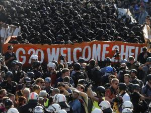 Amid protests, world leaders unite for G-20 Summit in Hamburg