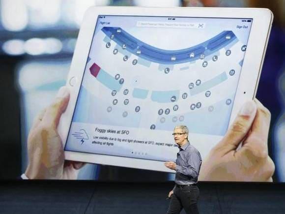 Apple, Tim Cook, Apple TV, iPad, iPhones