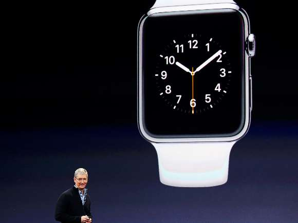 Apple, Tim Cook, Apple Watch, San Francisco