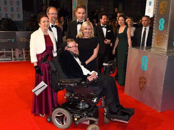 Baftas, Boyhood, Stephen Hawking, Eddie Redmayne