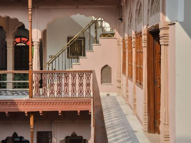 Chandni Chowk, Haveli Dharampura, Jama Masjid, Rajya Sabha