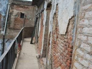 Before and after: Haveli Dharampura in Chandni Chowk