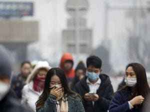 Beijing chokes under 'hazardous' air pollution