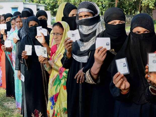 Bihar, Elections, Gaya, Voters