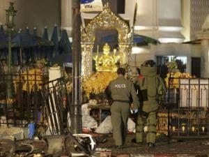 Blast in Bangkok kills 16, at least 81 hurt