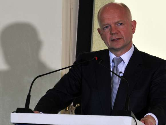 William Hague, George Osborne