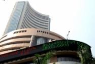 BSE Sensex hits record high above 28000