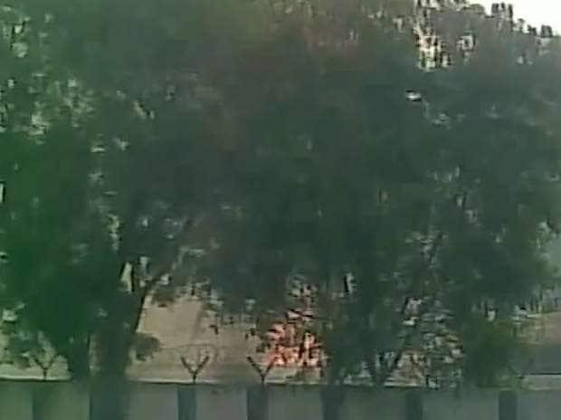 BSF, Dwarka, Crash, Delhi