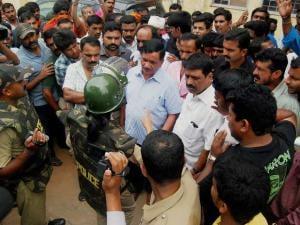 Clash over Tipu Sultan Jayanti celebrations