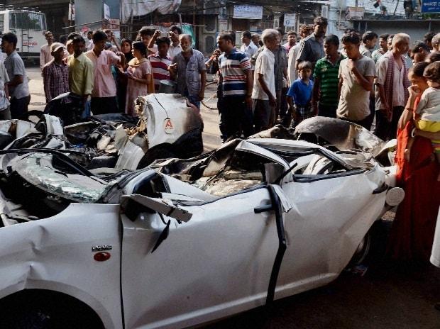 Kolkata, Flyover, IVRCL, Collapse
