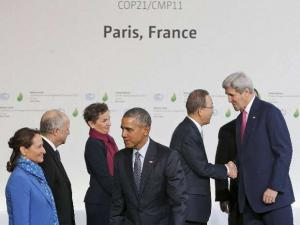 Climate Change Conference in Paris