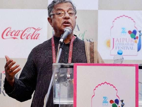 Jaipur Literature Festival, Diggi Palace, Vasundhara Raje, Anand Mahindra
