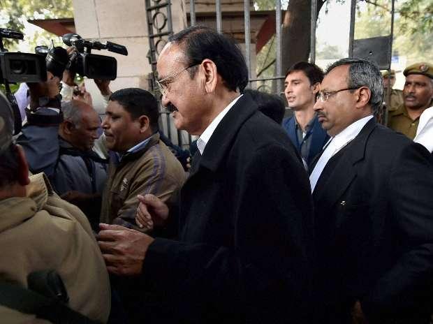 Arun Jaitley, BJP, Venkaiah Naidu, Smriti Irani