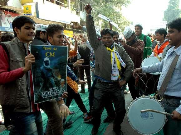 AAP, Delhi elections, BJP, Arvind Kejriwal