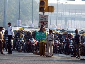 Delhi's odd-even scheme kicks in