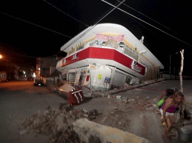 Mexico City earthquake, 7.1 earthquake hits Mexico, mexico earthquake, Michoacán earthquake of 1985, Raboso, Puebla, central Mexico, mexico, Natural disaster, earthquake in Mexico City