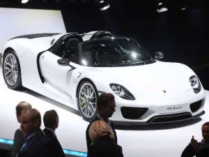 Frankfurt Motor Show: The showstoppers