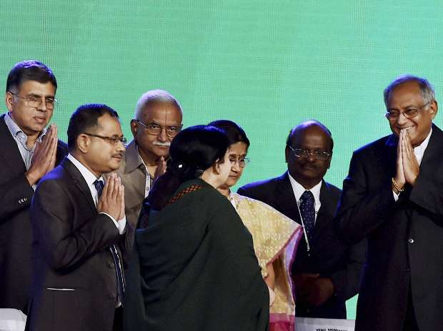 Global Investors Meet, Jayalalithaa