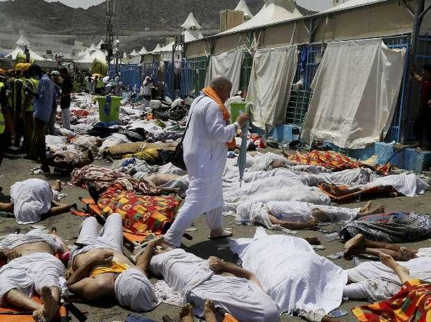 Hajj, Mecca, Mina, Muslim pilgrims