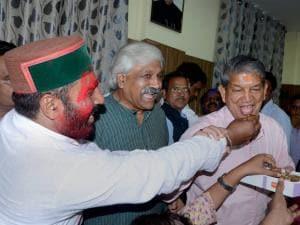 Harish Rawat wins back Uttarakhand