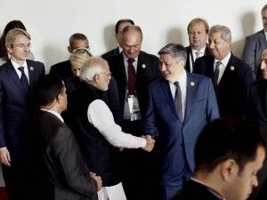 Heart of Asia: Modi holds talk with Ashraf Ghani