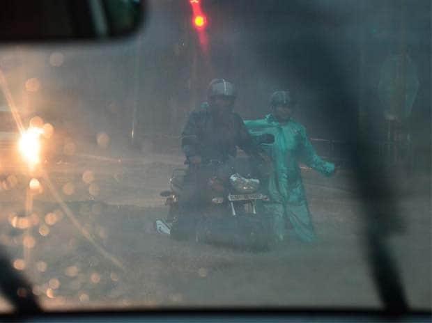 Rains, Delhi, Flood, Roads