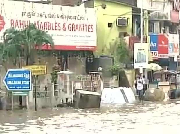 Chennai, Rains, Flood, Waterlogging