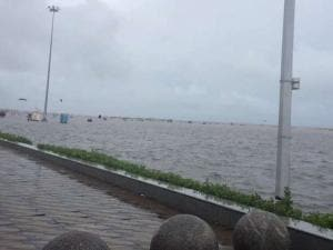 Heavy rains leave Chennai crippled