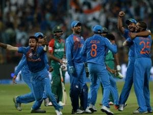 ICC World T20: India beat Bangladesh