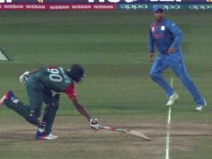 ICC World T20: India beat Bangladesh