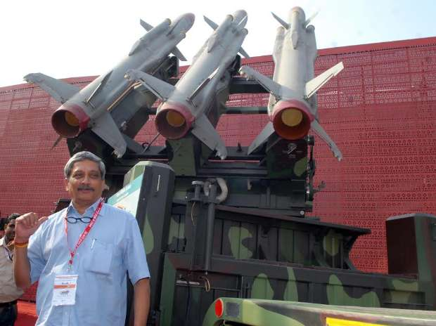 Make in India, Defence, Manohar Parrikar, Raymond