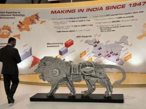 In pictures: Make in India week