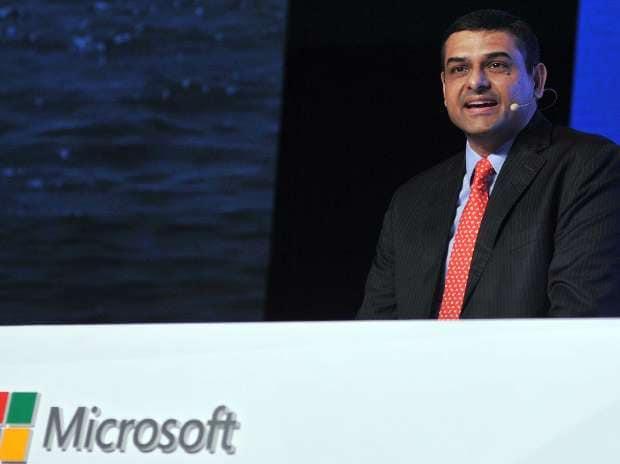 Satya Nadella, Microsoft, Anand Mahindra, Bhaskar Pramanik
