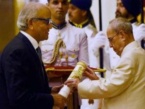 In pictures: Padma awards 2016