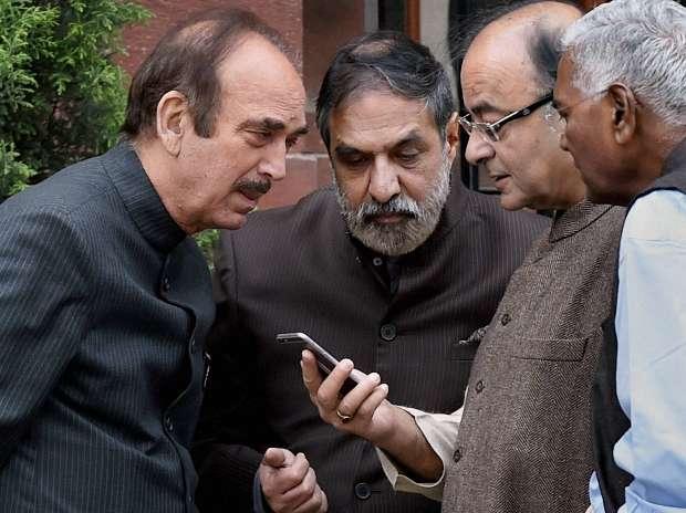 Narendra Modi, Arun jaitley, Meeting, BJP