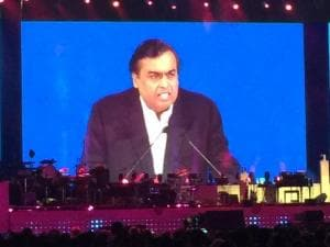 In pictures: Reliance Jio's 4G launch event
