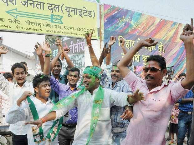 Bihar, Nitish Kumar, Lalu Prasad, Elections
