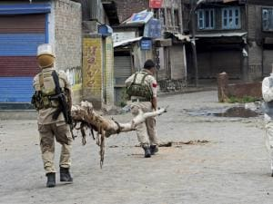 Kashmir on the boil