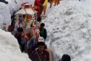 Kedarnath opens for devotees again