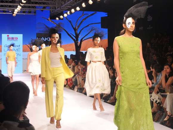 Lakme Fashion Week, Sabyasachi, INIFD, Gen Next