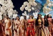 Lakme Fashion Week begins with a bang