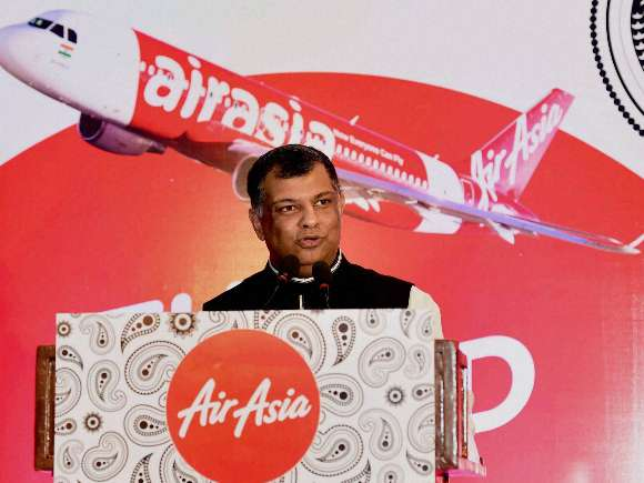 Ratan Tata, Air Asia, Tony Fenandes, Emeritus