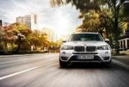 Launch of BMW X3