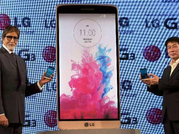 LG, G3