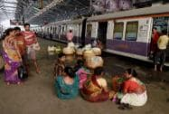 Train trouble in Mumbai