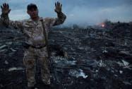 MH17 shot down?