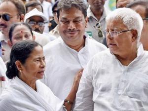 Mamata Banerjee sworn-in as CM of West Bengal