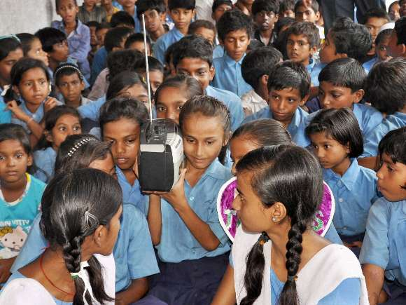 Narendra Modi, Teacher's Day, School, Digital India