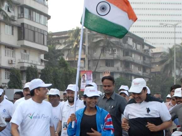 Run for Unity, Narendra Modi, Sardar Vallabhbhai Patel, Devendra Fadnavis